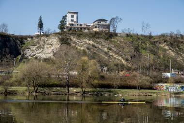 """Mezi Zdicemi a Prahou má vzniknout geopark. Zdejší """"encyklopedii věků"""" znají vědci z celého světa"""
