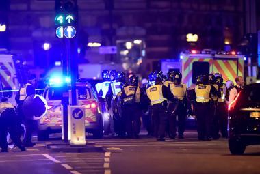 Vyšetřování útoku na Londýnském mostě