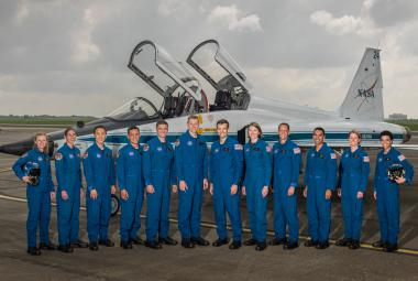 NASA představila 12 budoucích astronautů, přihlásilo se jí 18 300 lidí
