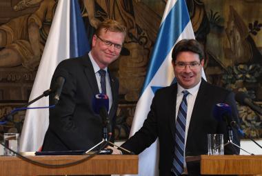 Vědecká spolupráce ČR a Izraele