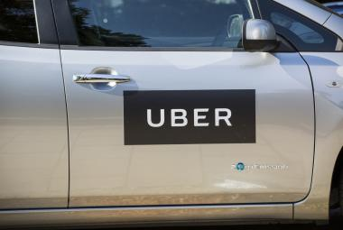 Služba Uber