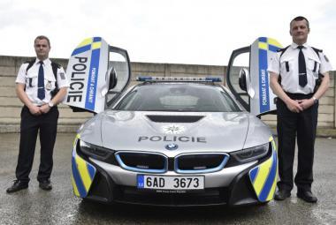 Policejní BMW