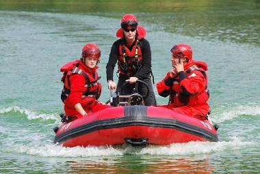 Vodní záchranáři (ilustrační foto)