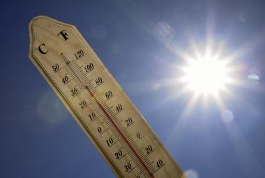 Květen potvrdil měnící se klima. Byl nejteplejším od roku 1961