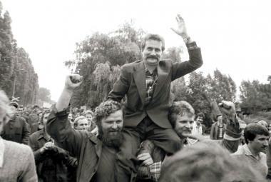 Solidarita. Vlna, která prolomila sovětský blok
