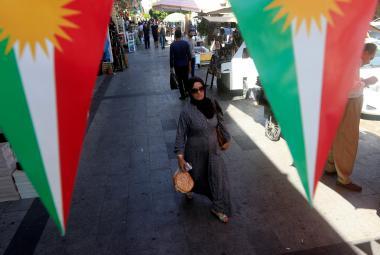 Irácký Kurdistán