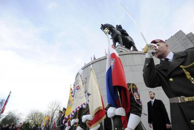 Republika si připomíná 99. výročí založení ČSR. Ministryně Šlechtová dostala medaili