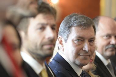 Ministři Babišovy vlády čekají na jmenování