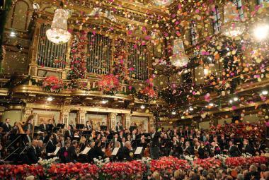 Novoroční koncert Vídeňské filharmonie