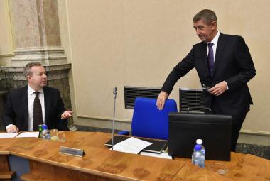 Babiš dokončil programové prohlášení. Vláda ho schválí před hlasováním o důvěře
