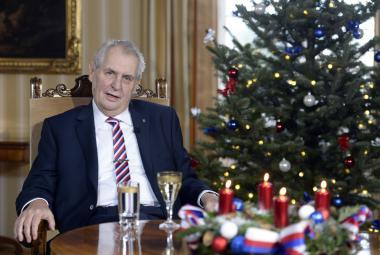 Zeman odmítl předčasné volby. Druhý pokus o sestavení vlády by mohl být v únoru