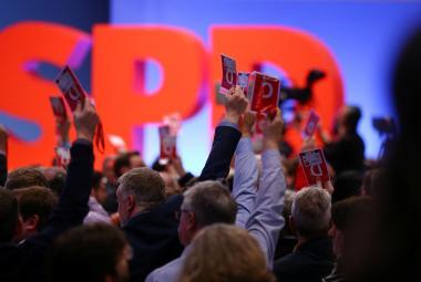 Sněm SPD odhlasoval koaliční jednání