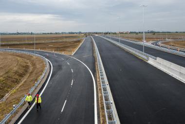 Nedokončená dálnice