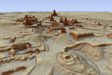 Na objevu neznámého mayského města se podíleli i slovenští experti. Výsledek: 60 tisíc starověkých staveb