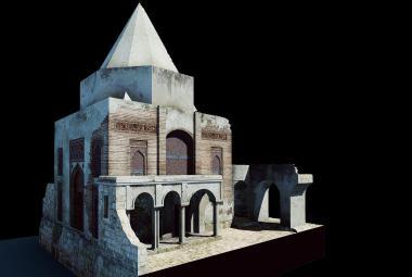 Čeští vědci zachraňují v 3D Mosul zničený Islámským státem