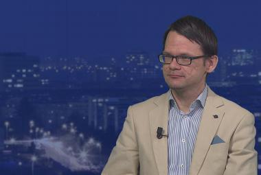 Politolog Martin Mejstřík