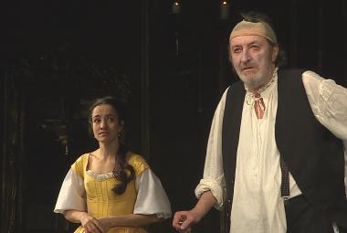 Polívka jako hamižný Harpagon. Městské divadlo Brno zkouší Lakomce