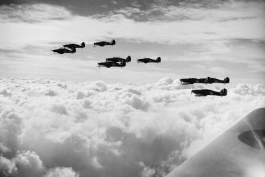 Sto let působení RAF. Nejslavnější érou zůstává bitva o Británii