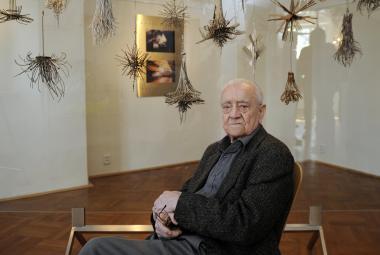 Zemřel René Roubíček, který se řadil k otcům moderního sklářského umění