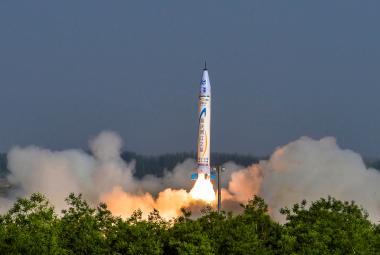Asijský Musk zabodoval. Poprvé poslal do kosmu čínskou soukromou raketu