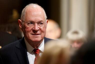 Anthony Kennedy opouští po třiceti letech nejvyšší soud