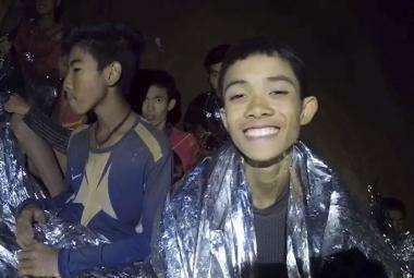 Dokument ČT odhaluje neznámé podrobnosti záchrany chlapců z jeskyně