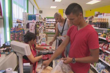 Provoz potravin v malých obcích podporuje kraj