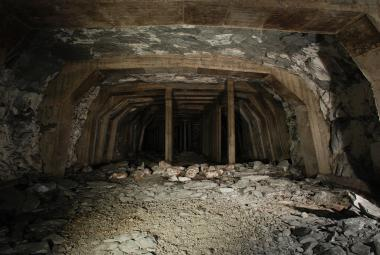 Důl Richard - podzemní továrna