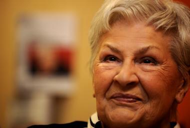 Kamila Moučková byla jednou z tváří srpna 68. Spolek po ní chce pojmenovat prostor u ČT