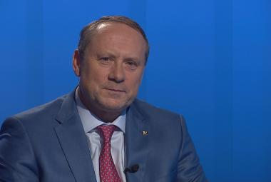 Šéf Českých drah Miroslav Kupec