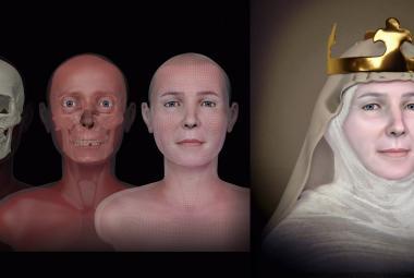 Tvář druhé české královny. Vědci rekonstruovali podobu Judity