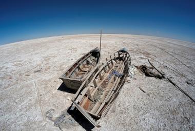 Klimatická změna ohrožuje přírodu, člověka i civilizaci, varuje klimatolog Philippe Ciais