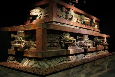 Vědci našli důkaz, že Mayové pobývali v posvátném Městě Bohů