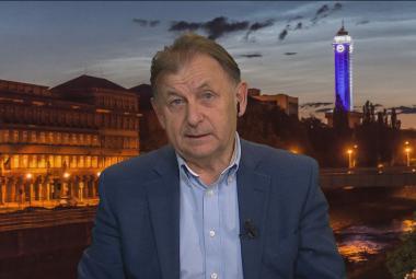 Michael Žantovský v Interview ČT24