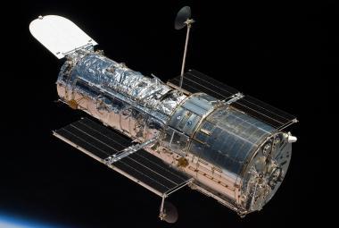 Vesmírný Hubbleův dalekohled má poruchu. Oprava bude složitá