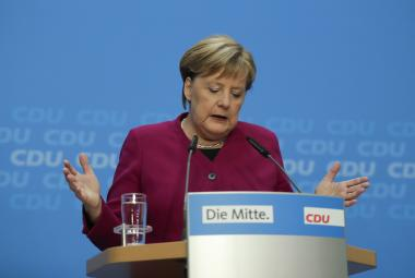 Německá kancléřka Angela Merkelová už nebude kandidovat na šéfku CDU