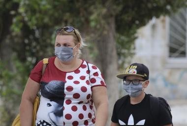 WHO: Asi 93 procent dětí dýchá znečištěný vzduch. Jde o globální krizi
