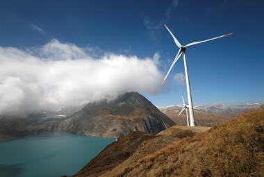 Větrné elektrárny fungují jako vrcholoví predátoři, popsal výzkum