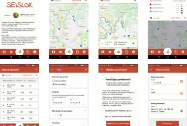 Česká aplikace bude hlásit zemětřesení. Nejvíc pomůže na Chebsku