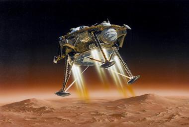Sonda InSight sdílí Mars s Curiosity. Historicky se na povrchu daří jenom USA