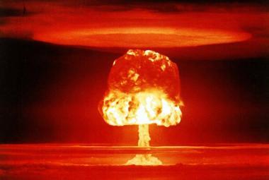 Jaderný test Castle Romeo