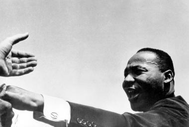 """""""Lidé mají právo vzbouřit se proti nespravedlivým zákonům."""" Před devadesáti lety se narodil Martin Luther King"""