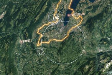 CERN představil vizi nového částicového urychlovače. Má být gigantický