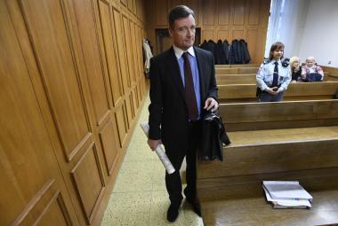 David Rath u soudu