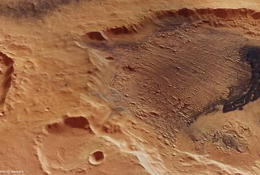 Kyslík na Marsu zamotal vědcům hlavu. Nedokážou vysvětlit, proč ho na jaře přibývá