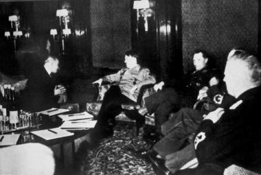 """Hitler řval, ale Göring byl ďábel. Před 80 lety Hácha """"vložil český národ do rukou vůdce"""""""