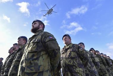 Základna vrtulníkového letectva Sedlec u Náměště nad Oslavou