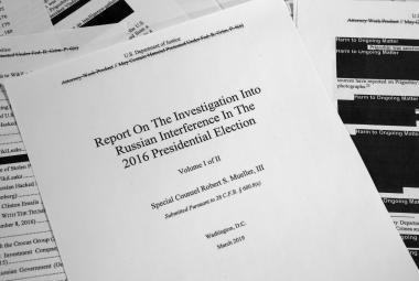 Muellerova zpráva