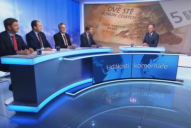 Dříve spolu státy válčily, teď sedí u jednoho stolu, chválili přínosy EU hosté Událostí, komentářů