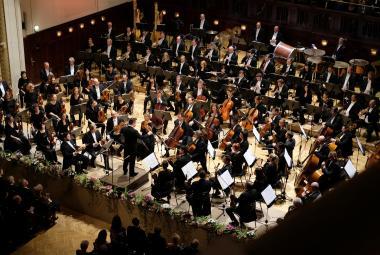 Poslechněte si: Pražské jaro otevřel koncert Bamberských symfoniků. Akt usmíření, míní ředitel festivalu